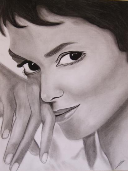 Halle Berry by midoriakira
